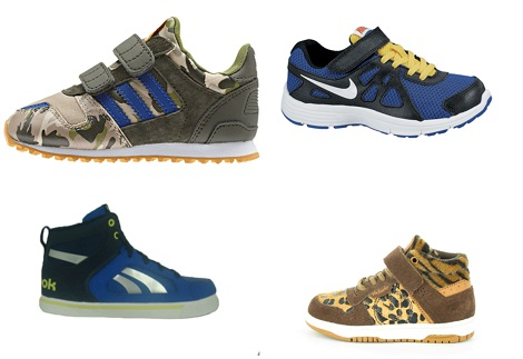 Vuelta al cole Querolets Adidas Reebok Victoria Nike
