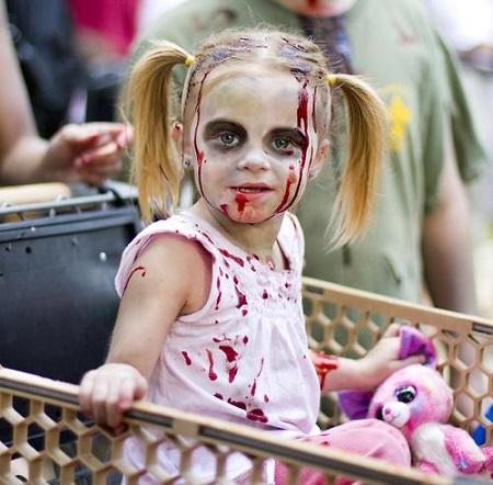 Disfraces fáciles DIY para niños en Halloween Querolets 4