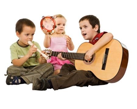 Instrumentos musicales para niños Querolets blog 4