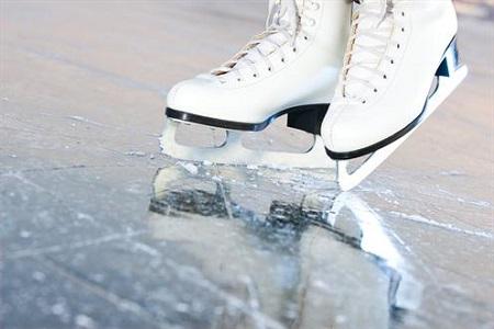 Patinar sobre hielo con niños blog Querolets 9