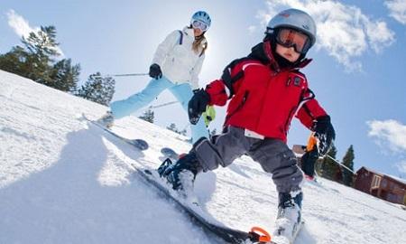 Esquiar con niños blog Querolets 4
