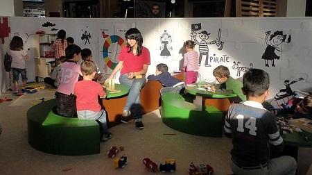 La Vaguada talleres Infantiles Tienda Querolets 3