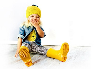 Consejos para cuidar los pies del niño también en invierno Querolets 3
