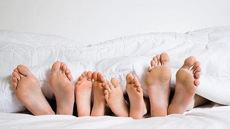 Consejos para cuidar los pies del niño también en invierno Querolets