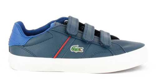 Zapatillas lacoste niño