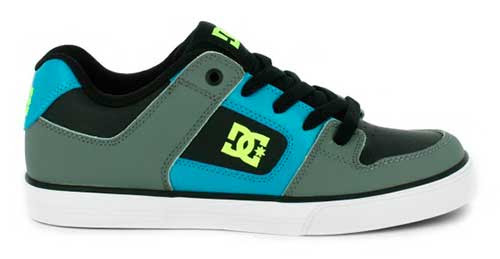 Zapatillas dc shoes niño