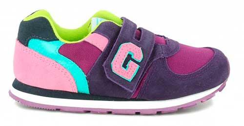 Zapatillas deporte Gioseppo niña