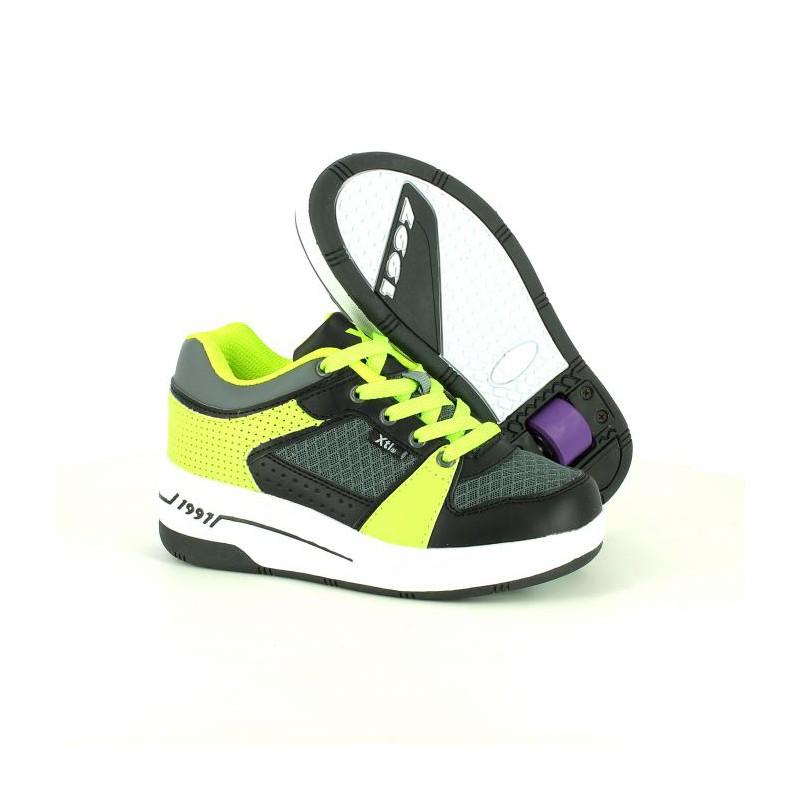 zapatillas con ruedas xti - querolets