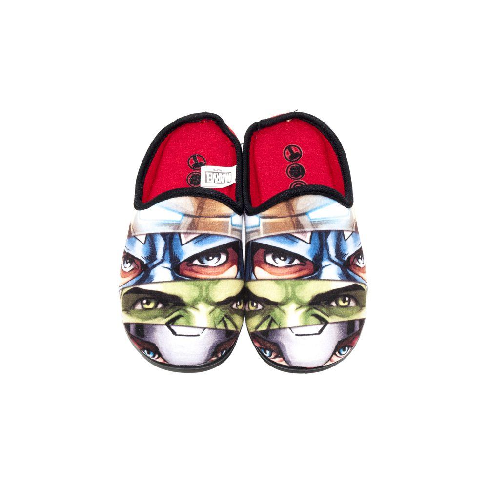 zapatillas casa los vengadores - querolets