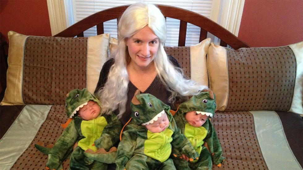 disfraz khaleesi