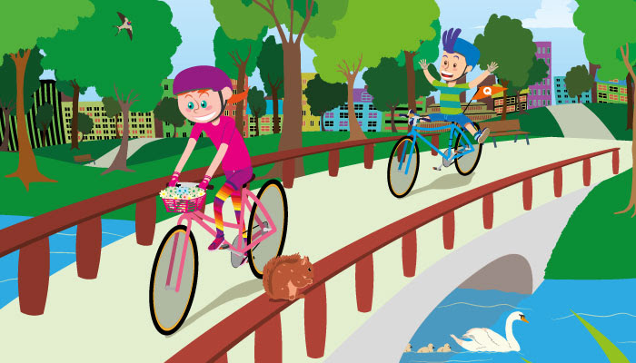 bicicletas para niños - querolets