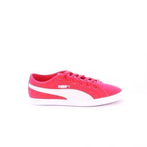 zapatillas puma niña rosas con cordones - querolets