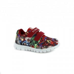 zapatillas de los vengadores velcro - querolets