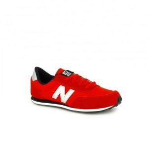 zapatillas new balance 410 rojas niños - querolets