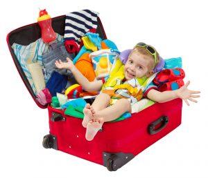 preparar maleta para campamentos de verano