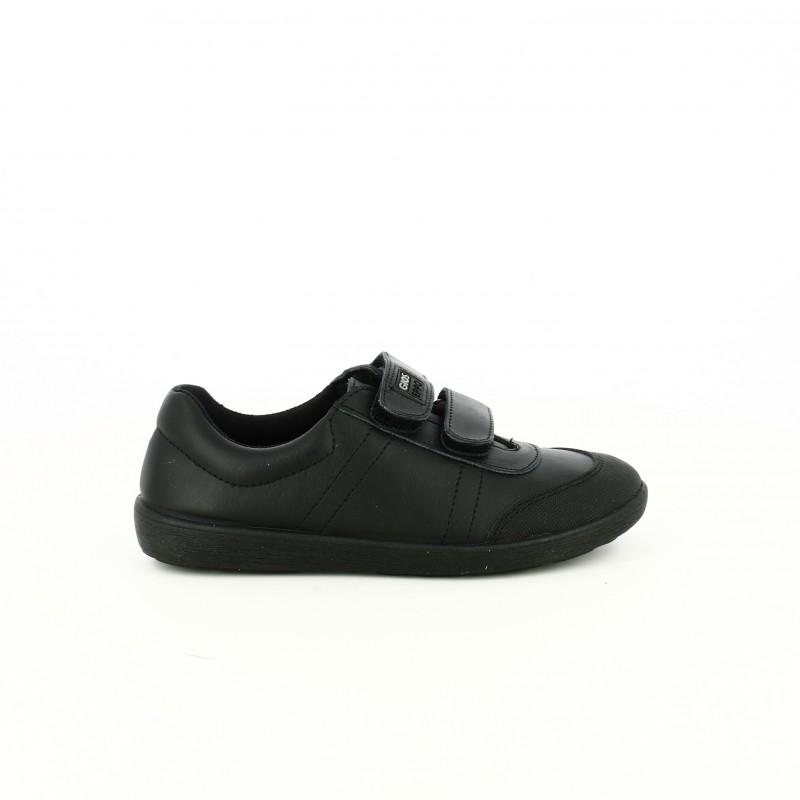 zapatos colegiales gioseppo de piel lavables lavadora