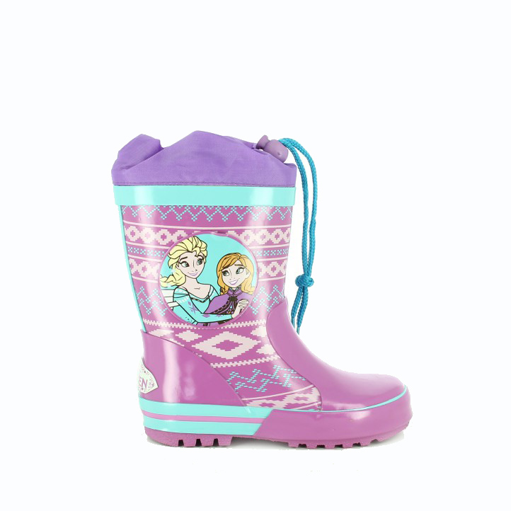 botas-agua-artesania-cerda-elsa-y-ana-frozen