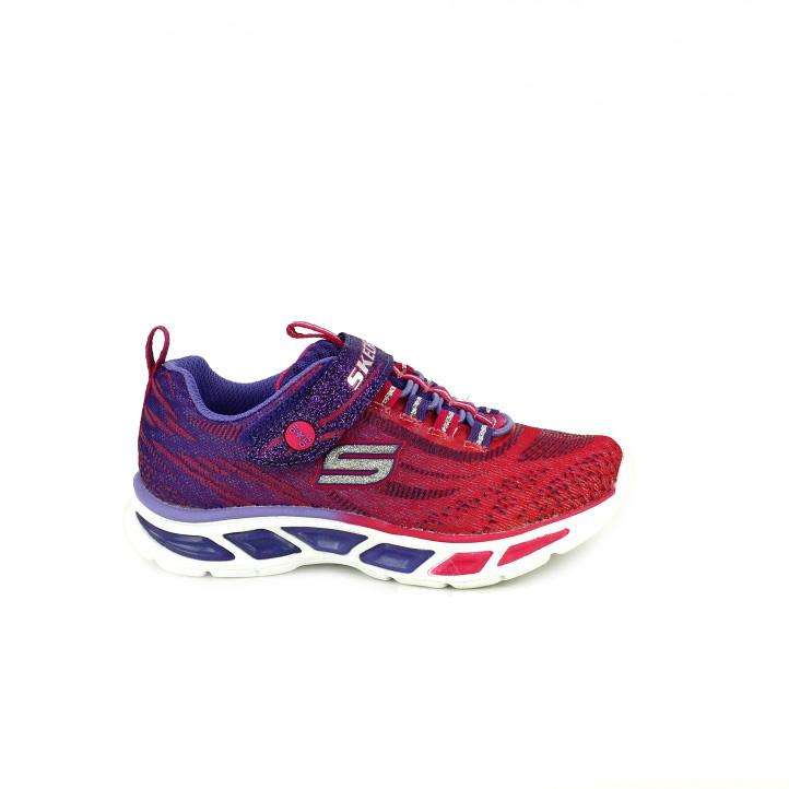 zapatillas-deporte-skechers-rosas-con-luces