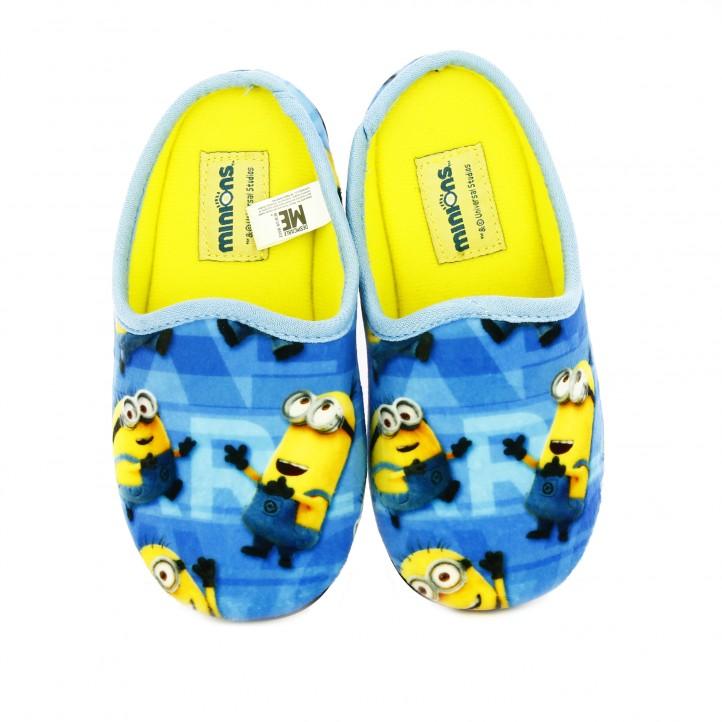 zapatillas-casa-artesania-cerda-los-minions