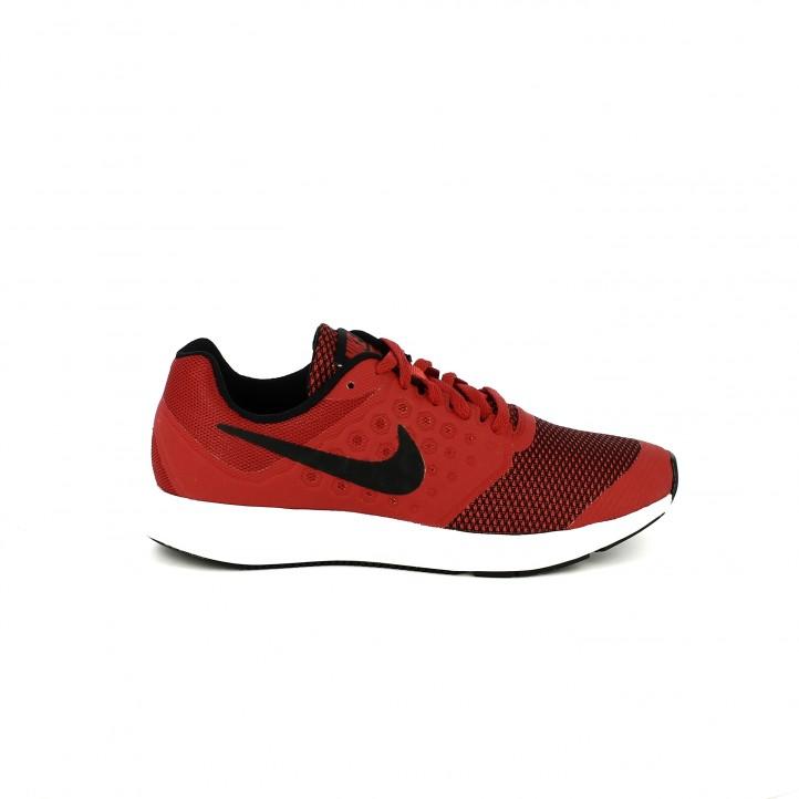 colección de zapatos de primavera / zapatillas deporte nike downshifter 7 rojas