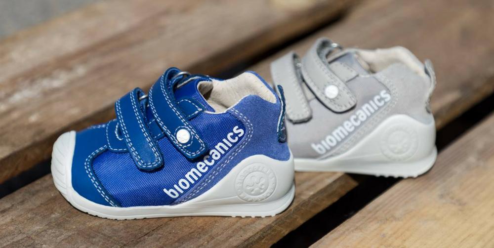 cfb3a3a42 El calzado infantil es muy importante a la hora de garantizar no solo la  comodidad de los más pequeños