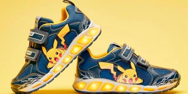 70dbb7d3 Unas zapatillas divertidas que se pueden combinar con una gran cantidad de  looks infantiles. ¿Cómo funcionan los zapatos ...