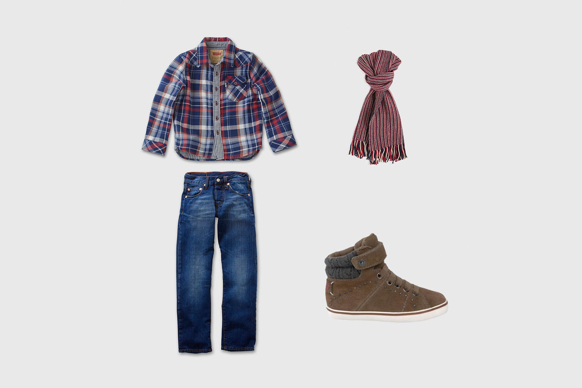 look casual niño en Querolets