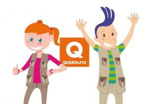Queta y Quet. Historia de Querolets
