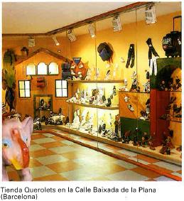 zapateria niños barcelona