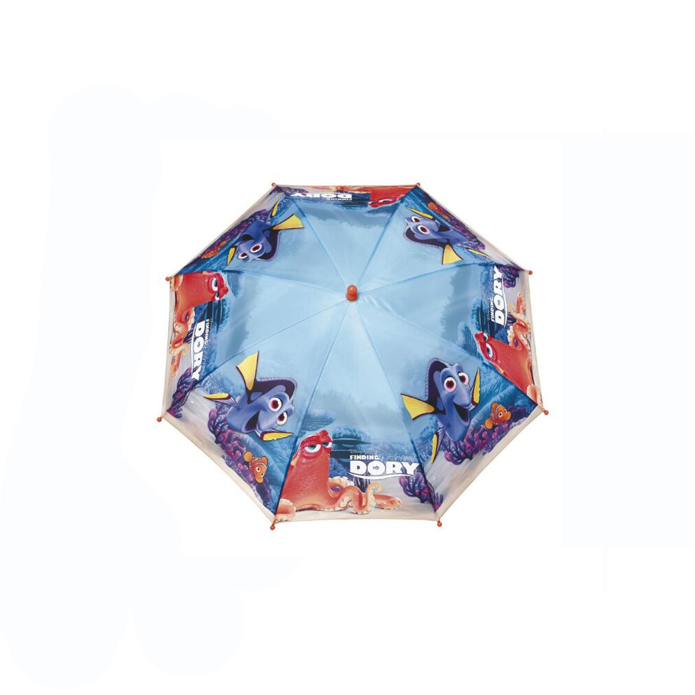 paraguas buscando a dory
