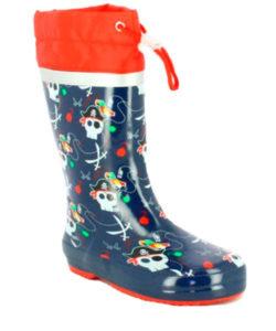 botas de agua de piratas querolets