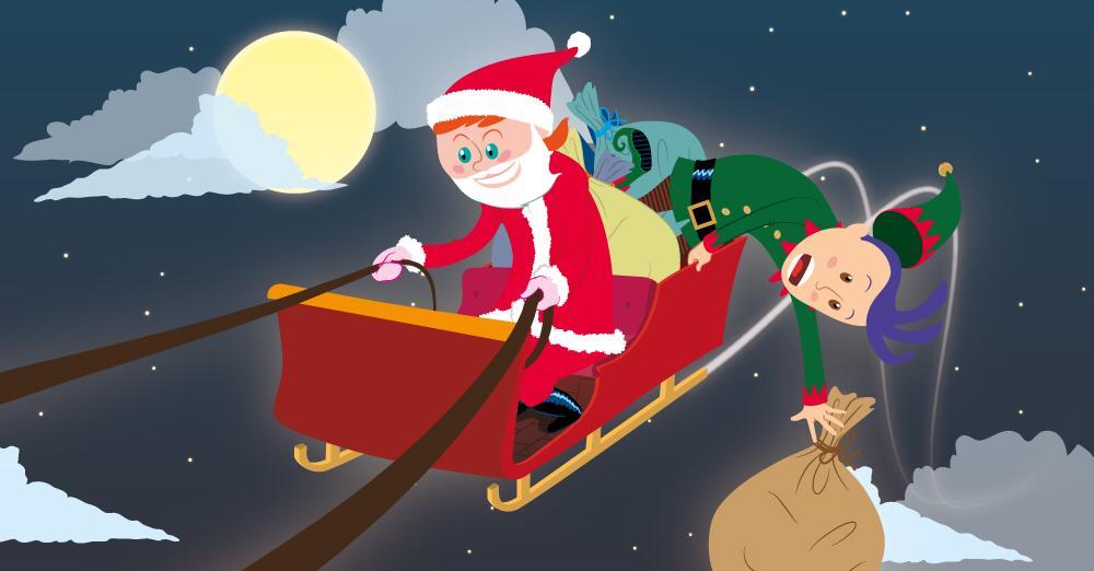 Papá Noel Querolets