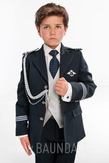 Traje de comunion almirante