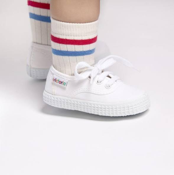 Cómo limpiar zapatillas de tela o de lona 1