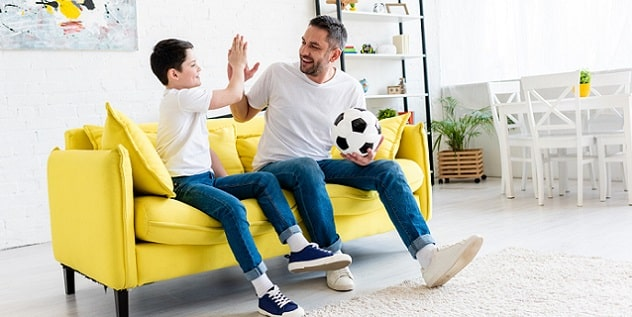 motivar a un niño en el deporte